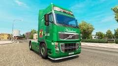 Lehmann skin for Volvo truck