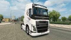 Intermarket-skin für den Volvo truck