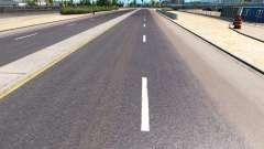 L'amélioration de marquage routier