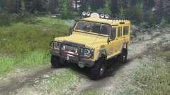 Land Rover Defender 110 Camel Trophy [03.03.16]