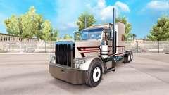 Haut für MBH Trucking LLC-truck-Peterbilt 389
