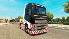 Lourds de Transport skin for Volvo truck