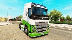 EAcres peau v1.1 tracteur Volvo