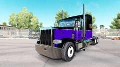 La peau Haché 93 pour le camion Peterbilt 389
