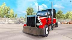 La peau de Big Et Little pour le camion Peterbil