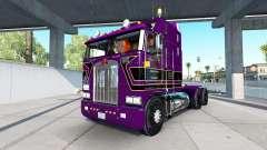 Conrad Shada de la peau pour Kenworth K100 camio