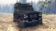 Land Rover Defender 90 Kahn 2013