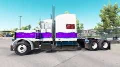 Der Pearl skin für den truck-Peterbilt 389