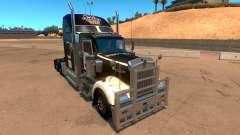 Kenworth W900 Brooklyn Nets Skin