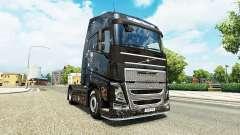 La peau de Battlefield 4 v2.0 pour Volvo camion