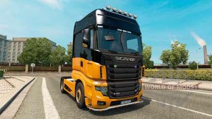 Scania R700 v2.5 pour Euro Truck Simulator 2