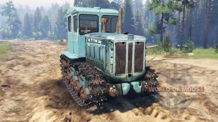 T-74 v1.7 [03.03.16] pour Spin Tires