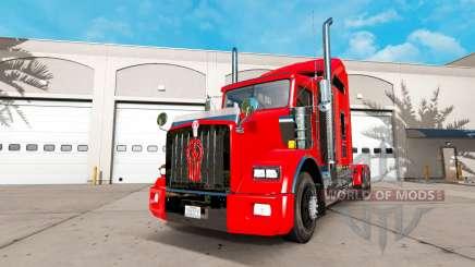 Kenworth T800 [update] für American Truck Simulator