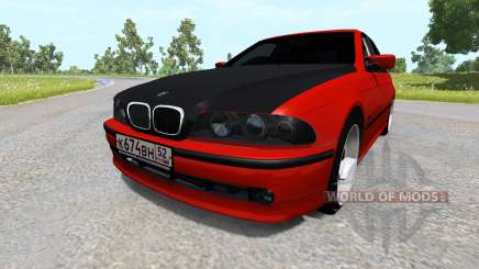 BMW 525i Drift pour BeamNG Drive