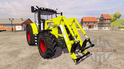 CLAAS Arion 640 FL v2.0 für Farming Simulator 2013
