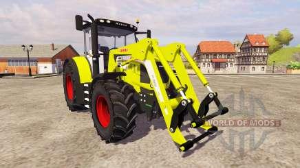 CLAAS Arion 640 FL v2.0 pour Farming Simulator 2013