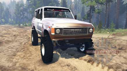 Toyota Land Cruiser 1960 v17.04.16 pour Spin Tires