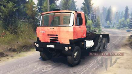 Tatra 815 S3 pour Spin Tires