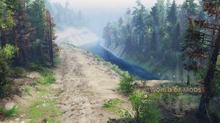 Haks Twin Peaks für Spin Tires