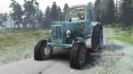 MTZ-80 Belarus [12.04.16] für Spin Tires