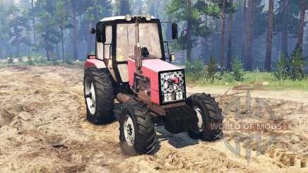 MTZ-1221 Biélorussie v14.04.16 pour Spin Tires