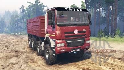 Tatra Phoenix T 158 8x8 custom pour Spin Tires