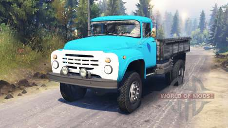 ZIL-130 M pour Spin Tires