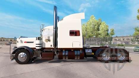 Haut Miller Rinder Co. für die truck-Peterbilt 3 für American Truck Simulator