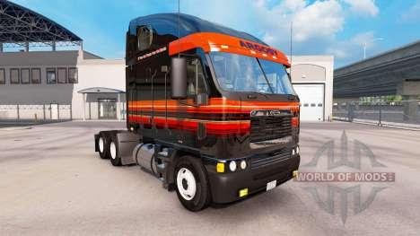 Haut auf Outlaw truck Freightliner Argosy für American Truck Simulator