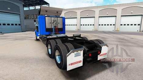 Kenworth W900A [fix] für American Truck Simulator