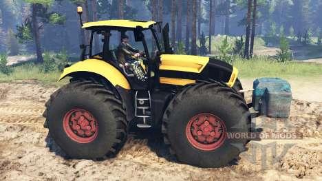 Deutz-Fahr Agrotron X 720 pour Spin Tires