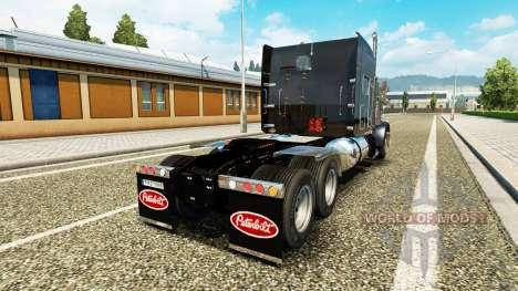 Peterbilt 379 [final] pour Euro Truck Simulator 2