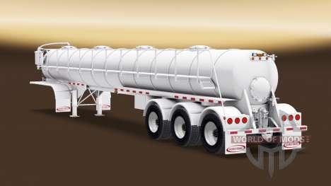 Der trailer Durahaul v2.0 für American Truck Simulator