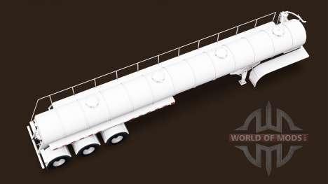 La remorque Durahaul v2.0 pour American Truck Simulator