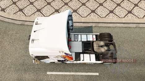 Haut Koi für Traktor Renault für Euro Truck Simulator 2