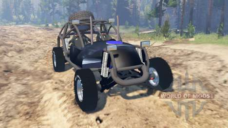 Rock Buggy für Spin Tires