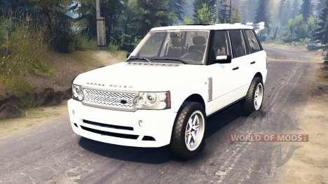 Range Rover Sport v2.0 pour Spin Tires