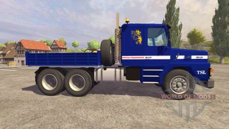 Scania 143h pour Farming Simulator 2013
