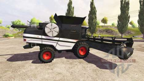 Fendt 9460R [black] pour Farming Simulator 2013