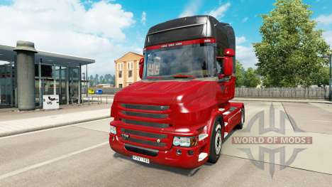 Scania T für Euro Truck Simulator 2