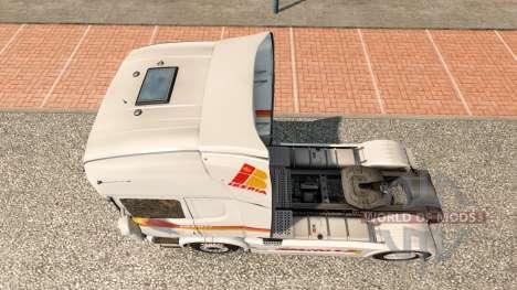 Iberia peau pour Scania camion pour Euro Truck Simulator 2
