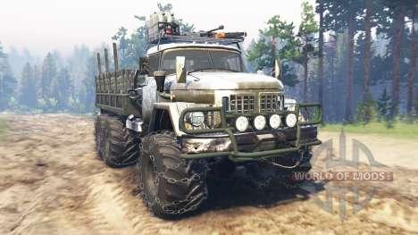 ZIL-131A für Spin Tires