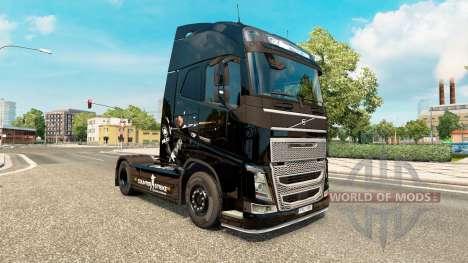 Haut-CS:GO für Volvo-LKW für Euro Truck Simulator 2