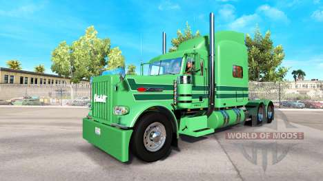 Haut A. J. Lopez für den truck-Peterbilt 389 für American Truck Simulator