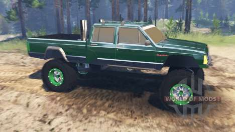 Jeep Grand Cherokee Comanche 4x4 pour Spin Tires