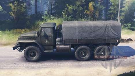 Ural-375 pour Spin Tires