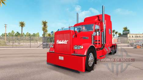 Peterbilt 389 v1.12 pour American Truck Simulator