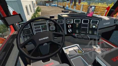 Scania 143M VeBa Trans pour Euro Truck Simulator 2