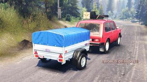 VAZ-2121 pour Spin Tires