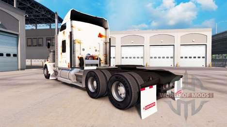 Haut Rusty auf der LKW-Kenworth W900 für American Truck Simulator